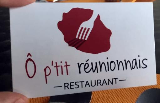 Restaurant ô p'tit réunionnais, partenaire de Bulle nature, à la prévisière au poiré sur vie en Vendée
